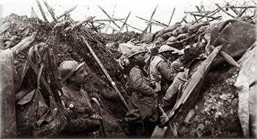 3h1. Chronologie de la Première Guerre mondiale